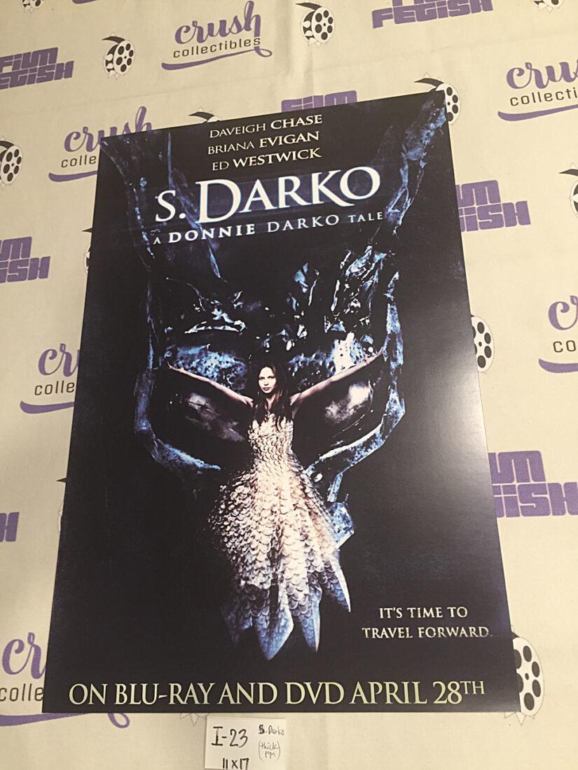 S. Darko: A Donnie Darko Tale 11×17 Original Card Stock Home Video Poster [I23]