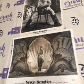 Seven Beauties Set of 2 Original 8×10 inch Publicity Press Lobby Card Photos [H25]