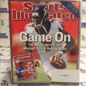 Sports Illustrated Magazine (September 20, 2004) Michael Vick Cover [H53]