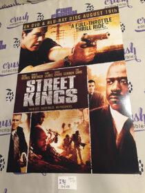 Street Kings 13×20 inch Original Promotional Movie Poster, Keanu Reeves [I94]