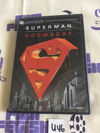Superman: Doomsday DVD Edition [U46]