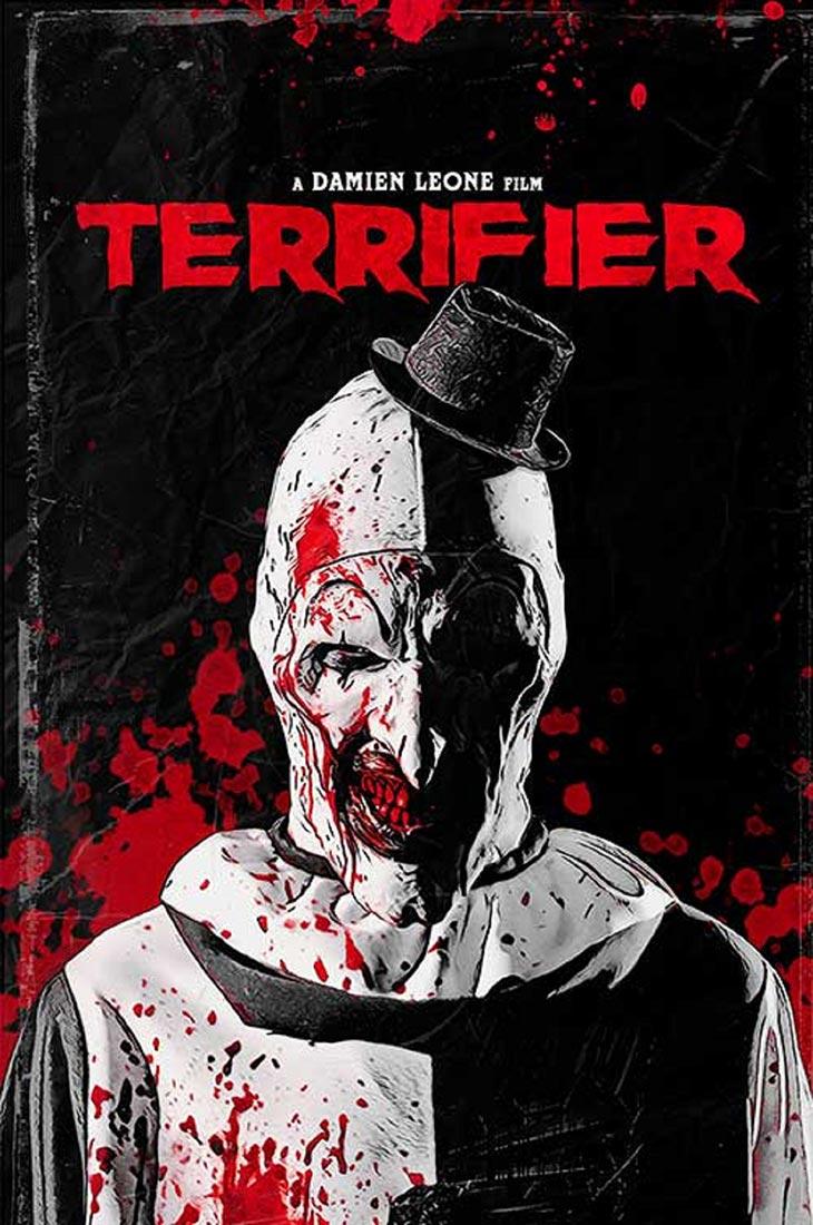 Terrifier Limited Edition DVD + Blu-ray Steelbook