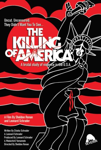 The Killing of America Remastered and Extended Blu-ray Special Edition (Includes U.S. and Japanese Versions)
