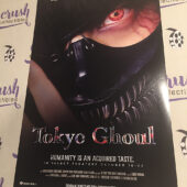 Tokyo Ghoul Original 11×17 inch Promotional Manga-Based Double-Sided Movie Poster [I34]