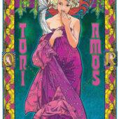 Tori Amos 14×24 inch Bob Masse Premium Music Concert Poster