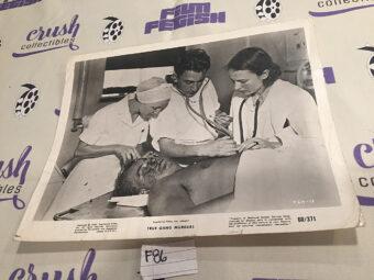True Gang Murders Original 8×10 inch Publicity Press Photo [F86]