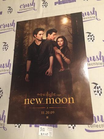 The Twilight Saga: New Moon Original 11×17 inch Promotional Movie Poster [I21]