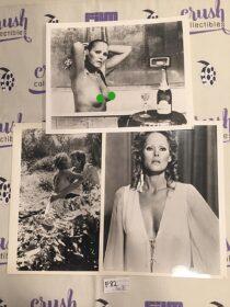 Ursula Andress Set of 3 Original 8×10 inch Publicity Press Photos [F82]