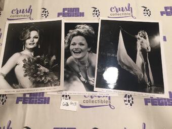 Valerie Perrine Set of 3 Original 8×10 inch Publicity Press Photos [G76]