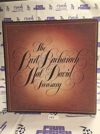 The Burt Bacharach Hal David Treasury 4-LP Vinyl Box Set [H69]