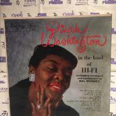 Dinah Washington In The Land of Hi-Fi Vinyl Mercury Records [H70]