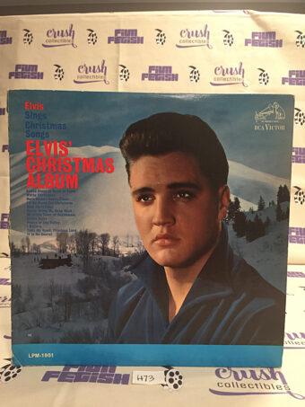 Elvis Presley Elvis' Christmas Album Vinyl RCA Victor LPM-1951 [H73]