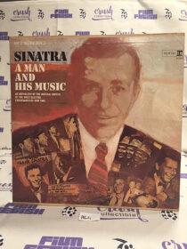 Frank Sinatra A Man and His Music 2-Disc Vinyl Gatefold [H65]