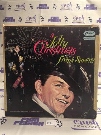 A Jolly Christmas From Frank Sinatra Vinyl Edition [H74]