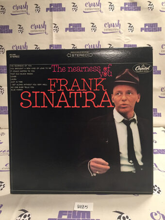 Frank Sinatra The Nearness of You STEREO Vinyl Edition [H85]