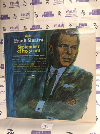 Frank Sinatra September of my Years Vinyl Edition – Conducted by Gordon Jenkins [H86]