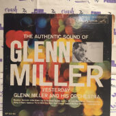 The Authentic Sound of Glenn Miller: Yesterday and his Orchestra Vinyl Edition [H83]