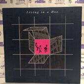 Living in a Box Vinyl Single LP 45RPM Chrysalis Records (1987) [H81]
