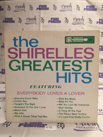 The Shirelles Greatest Hits – Everybody Loves a Lover Vinyl – Scepter Records [H72]