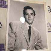 Vittorio Gassman Original 8×10 inch MGM Press Publicity Photo [G43]