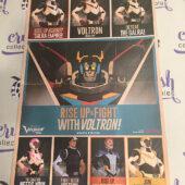 Voltron: Legendary Defender 11×17 inch Promotional Movie Netflix TV Series Poster [I36]
