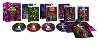 Weird Wisconsin: The Bill Rebane 6-Movie Blu-ray Limited Edition Box Set Collection
