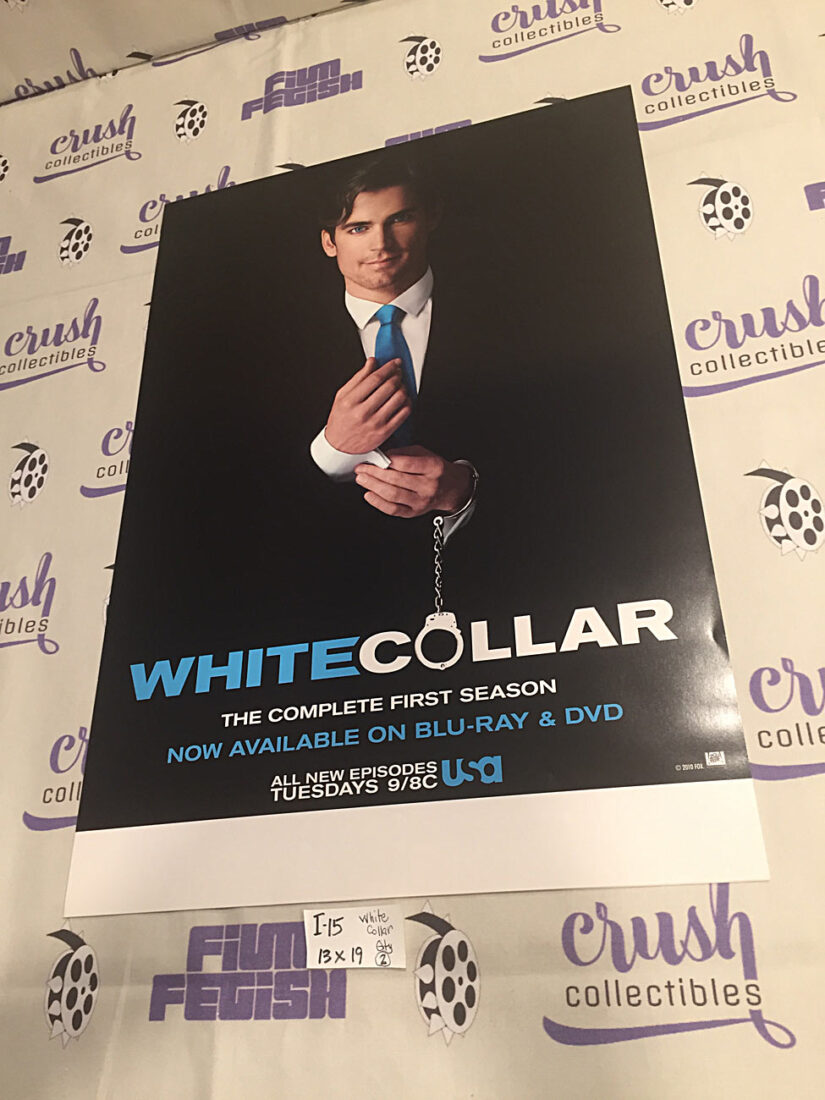 White Collar Original 13×19 inch Promotional TV Series Poster [I15]