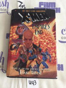 X-Men: Empire's End Hardcover Edition [U43]