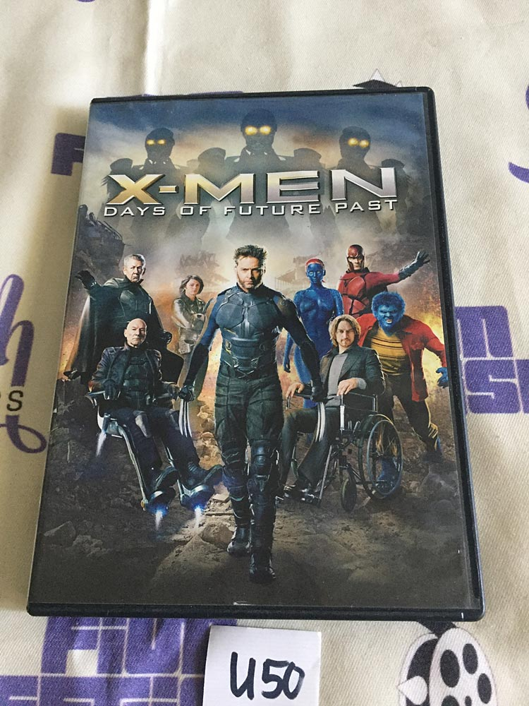 X-Men: Days of Future Past DVD Edition [U50]