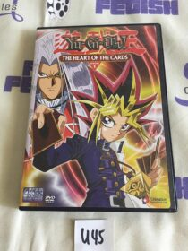Yu-Gi-Oh: The Heart of the Cards – Volume 1 DVD Edition [U45]