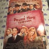 A Prairie Home Companion Original 27×40 inch Movie Poster – Director Robert Altman's Last Film (2006)