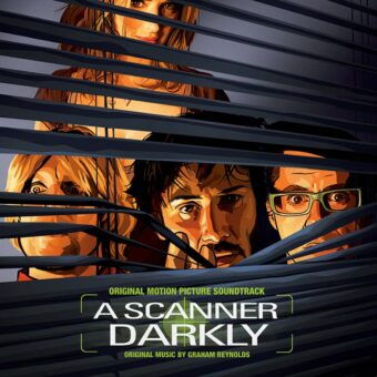A Scanner Darkly Original Motion Picture Soundtrack Vinyl Edition, Keanu Reeves
