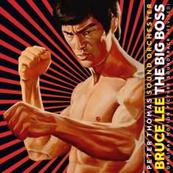 Bruce Lee's The Big Boss Original Soundtrack Album by Peter Thomas (2020) Revised Edition