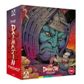 The Daimajin Trilogy 3-Disc Limited Edition Blu-ray Box Set