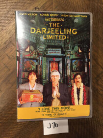 The Darjeeling Limited DVD Edition [J70]