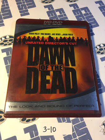 Dawn of the Dead HD DVD Unrated Director's Cut Edition [310]