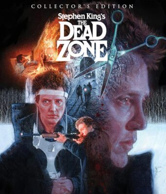 The Dead Zone Collector's Edition Blu-ray with Slipcover