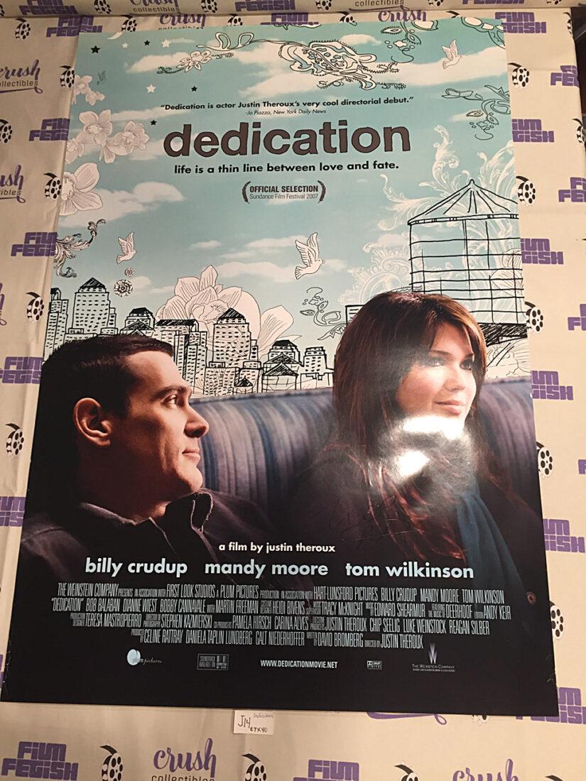 Dedication 27×40 inch Original Movie Poster, Billy Crudup, Tom Wilkinson [J14]