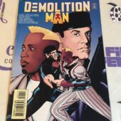 Demolition Man Official DC Comic Book Adaptation of the Warner Bros Action Film (Nov. 1993) 1st Printing