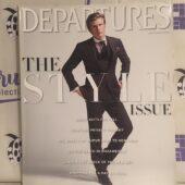 Departures Magazine – Travel Magazine (September 2008) [L75]