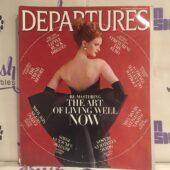 Departures Magazine – Travel Magazine (November/December 2008) [L76]