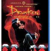 Drunken Master II Warner Bros. Archive Blu-ray Edition
