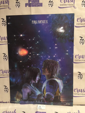 Final Fantasy X 15×21 inch Promotional Game Poster [J04]