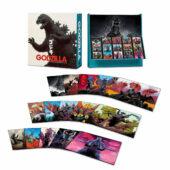 Godzilla: The Showa Era Movie Soundtracks, 1954-1975 Limited Edition Vinyl Box Set
