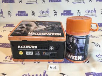 John Carpenter's Halloween Officially Licensed Michael Myers Lunchbox and Thermos Set [U08]