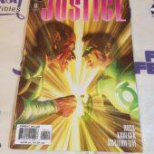 Justice DC Comics (No. #11, June 2007) Alex Ross Cover [U18]