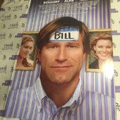 Meet Bill 27×40 inch Original Movie Poster Signed by Aaron Eckhart (2007)
