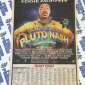 Pluto Nash and Crush Original Full Page Newspaper Ad (New York Times August 16, 2002) [A33]