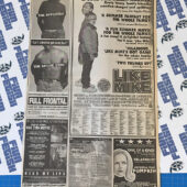 Full Frontal, Star Wars Episode II + More Original Newspaper Ads (New York Times July 26, 2002) [A36]