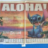 Lilo & Stitch Original Full Page Newspaper Ad (New York Times June 21, 2002) [A40]
